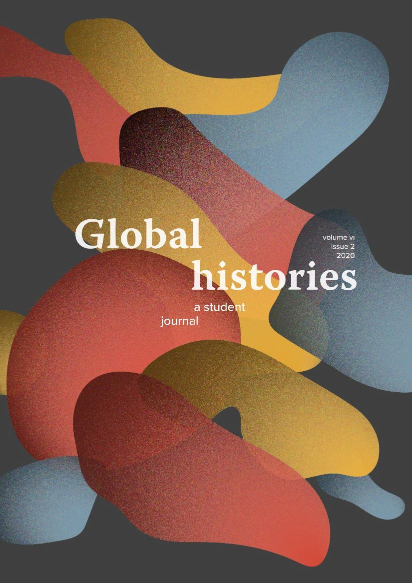 Global histories: A Student Journal, Volume 6, Issue 2